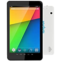 Indigi NEW 7 Google Android 4.2 Tablet PC Dual Camera WiFi HDMI Luxury Leather Back