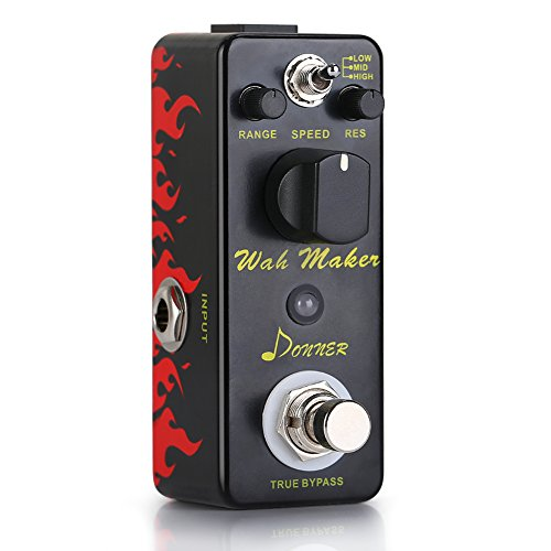 Donner Wah Maker Effects Digital