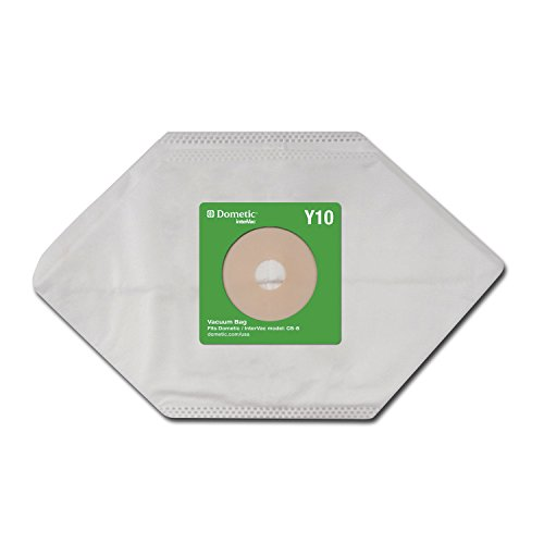 Dometic Y10 5 Vacuum Bags   Green