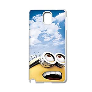 Generic Durable Soft Plastic Phone Case For Child Custom Design With Despicable Me Minions For Samsung Galaxy Note3 N900 Choose Design 5