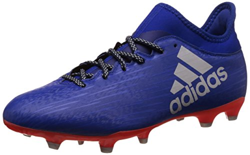 Adidas X 16.3 FG BB4182 CROYAL - Botas de fútbol