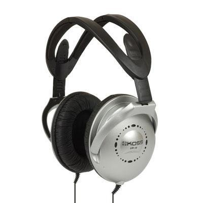 KOSS UR18 Collapsible Stereo Headphone Wired Connectivity - Stereo - Over-the-head / 184903 /