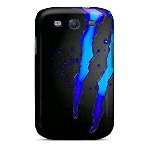 Fashionable Style Cases Covers Skin For Galaxy S3- Monster