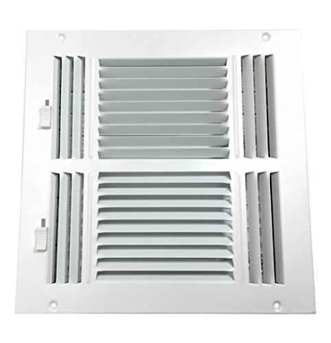 10 inch louvered shutter - 6