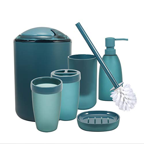 toothbrush holder and trash can - 6