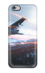 1001678K44606701 Case For Iphone 6 Plus With Nice Battlefield 3 Caspian Border Appearance