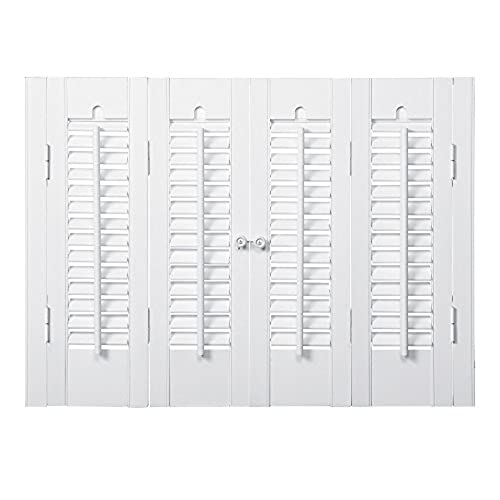 Interior window shutters - Unfinished interior wood shutters ...