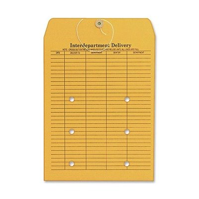 QUACO882 - Quality Park Two-Sided Interdepartmental Envelope