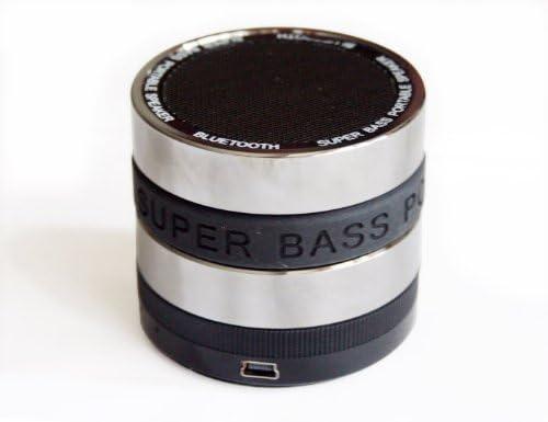 Super Bass Bluetooth / Mini Tf Portable Speaker - Full Metal