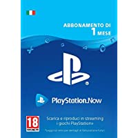 PlayStation Now - Abbonamento 1 Mesi | Codice download per PS4 - Account italiano