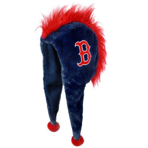 MLB Boston Red Team Mohawk