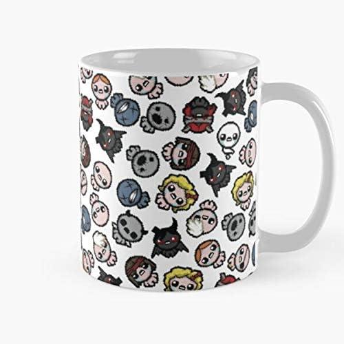 Characters Isaac Binding The Pattern Of Mug Best 11 Ounce Ceramic Coffee Mug