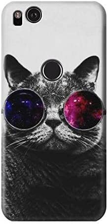 Innovedesire Cool Cat Glasses Case Cover Custodia per Google
