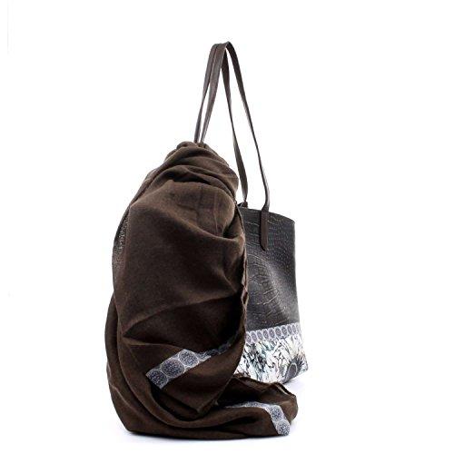 Borsa Pash bag by atelier du sac linea paris croco chic art.5670 NEW COLLECTION AI 20178 (K)