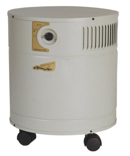 AllerAir 4000 EXEC UV- HEPA Activated Carbon Air Purifier - Exec Uv Hepa Air