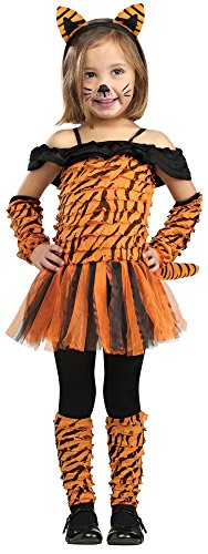 Cute Tigress Costume