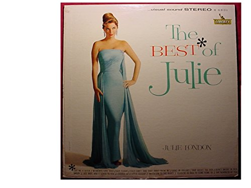 Julie London Near Mint Original Stereo Lp - The Best Of Julie - Liberty Records 1962 (The Best Of Julie London)