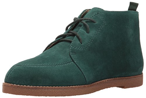 Nine West Women's Quarena Ankle Bootie, Dark Green, 7 M (Nine West Green Boots)