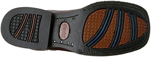 Ferrini Chocolate Ladies Square Chocolate Western Boot Maverick Women's Toe 8rHPwxqf8
