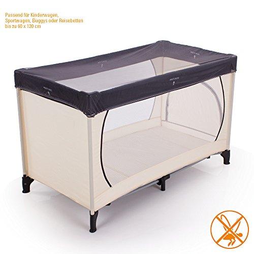Diago Universal - Mosquitera para carritos de bebés, color gris: Amazon.es: Bebé