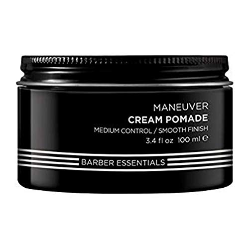 Redken Brew Maneuver Cream Pomade 3.4 oz (Pack of 6)