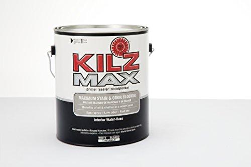 KILZ MAX Maximum Stain and Odor Blocking Interior Latex Primer