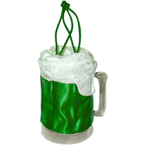 Rasta Imposta Beer Mug Purse, Green, One (Beer Purse)