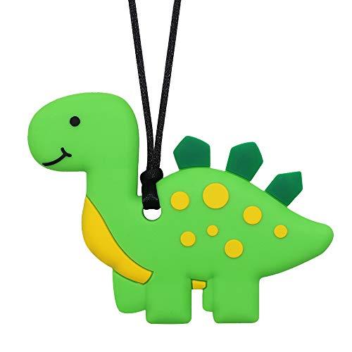 Chew Necklace Boys Girls Dinosaur product image