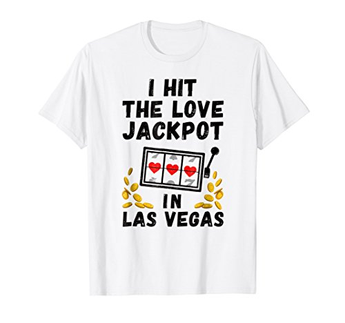 Las Vegas Wedding Anniversary Funny Matching Gift T shirt