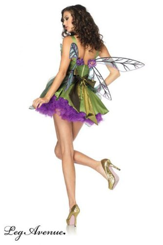 Strapless Woodland Sprite Wings Costume -