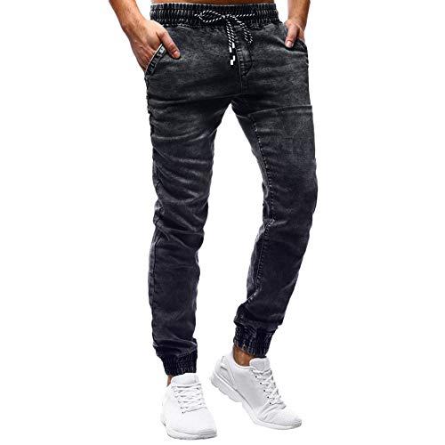 Mens Jeans ZARA MAN Cropped Denim BLACK Combat Pocket Trousers UK 31 32 £39.99