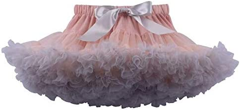 MILASIA Falda de tutú para niñas Minifalda Vestido de Baile de ...