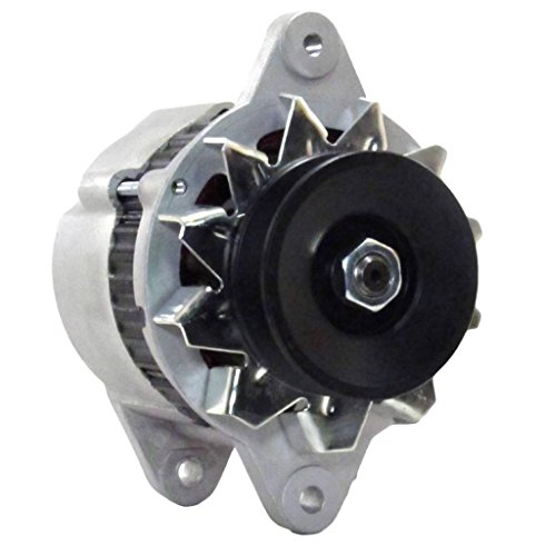 Mustang Parts Skid Loader (NEW ALTERNATOR FITS 1988-1996 MUSTANG SKID STEER LOADER 930 930A YANMAR 3TN82E DIESEL)