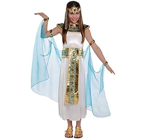 Christy`s 996277 - Disfraz de Cleopatra para niño (6 años): Amazon ...