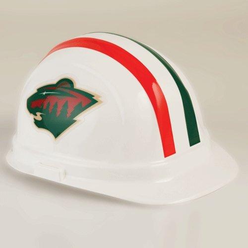 NHL 9817321 Minnesota Wild Packagedハード帽子 B0001CXRGG