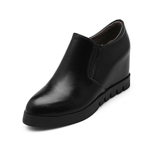 Mayor en primavera y verano en la versión coreana de avanzada de las mujeres de los zapatos/Europa y el Instituto de zapatos de mujer viento A