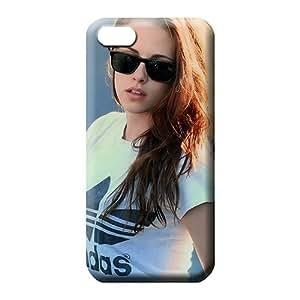 iphone 4 4s Brand dirt-proof trendy phone cover case kristen stewart glasses shirt