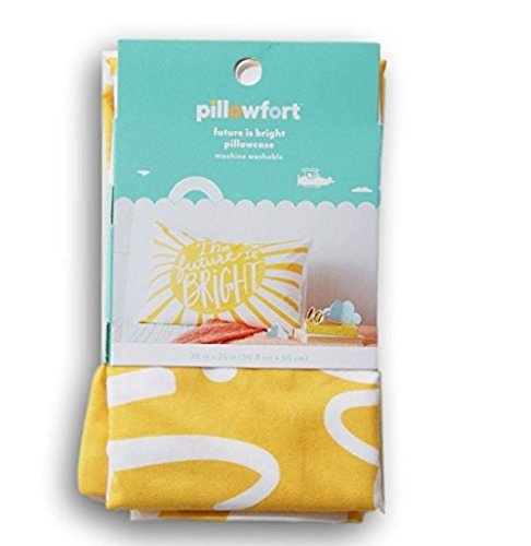 Pillowfort Standard Pillow Sham - The Future is Bright - 20 x (Your Future Is Bright)