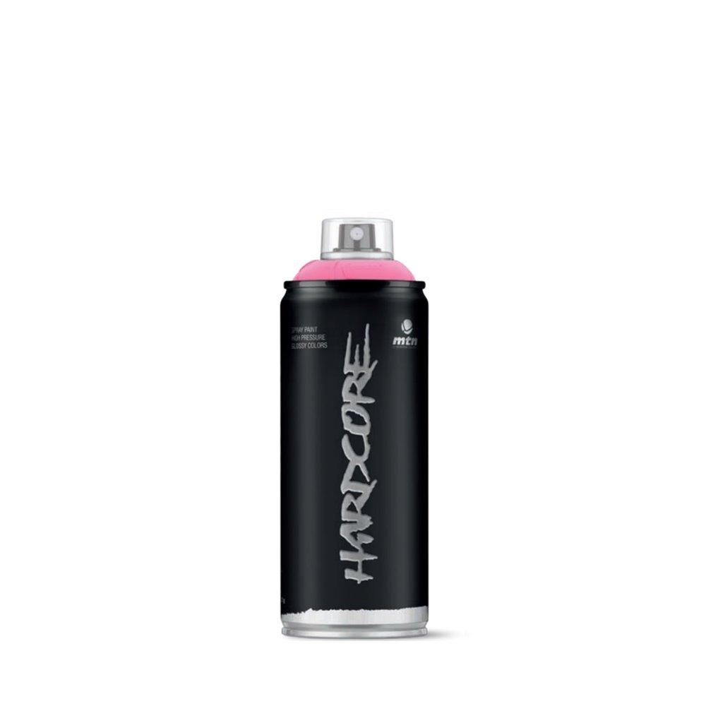 Bombe de peinture montana Hardcore 2 (Noir mat) product image