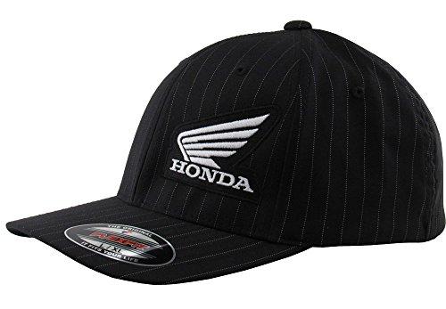- Mayhem Industries Honda Pinstripe Flex Fit Hat (LG/XL)