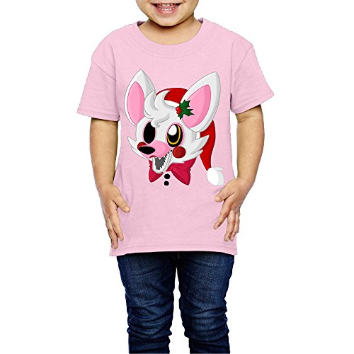 [KIDDOS Little Boy's Five Night Video Game Trailerb T Shirt For 2 Toddler] (Three Little Pigs Halloween Costume Ideas)
