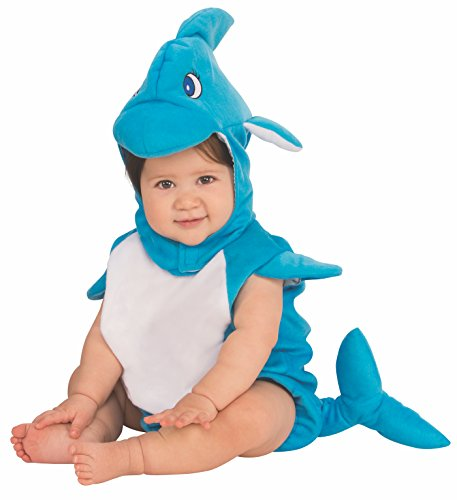Rubie's Dolphin Baby, Toddler ()