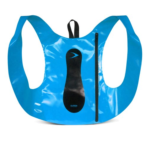 Azul Sintético Bolso Fluoa Mujer Para De Mochila YRcwpq