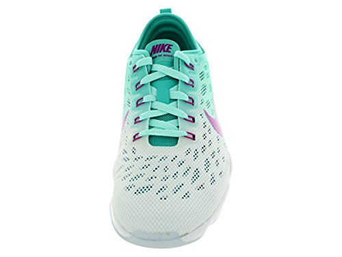 Nike Damen Zoom Fit Agility Low Top Schnürrunning Sneaker 401 LICHT RETRO FUCHSIA FLASH ARTSN TL WEISS