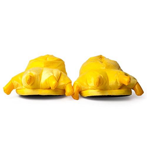 37 Pantofole 45 Zampa Colore Giallo 1773 A Arancione Di Katara beige Forma 8gRpww