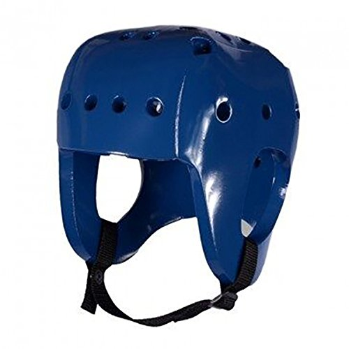 Danmar Products Full Coverage Soft Shell Helmets, Blue, Medium ()
