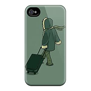Fashion Cases For Iphone 6- Lonely Traveller Defender Cases Covers