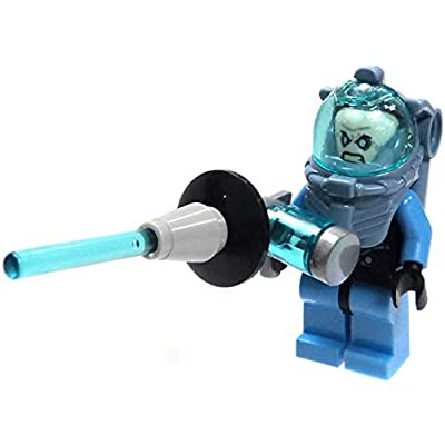 Lego Super Heroes Mr. Freeze Minifigure 2013: Toys & Games
