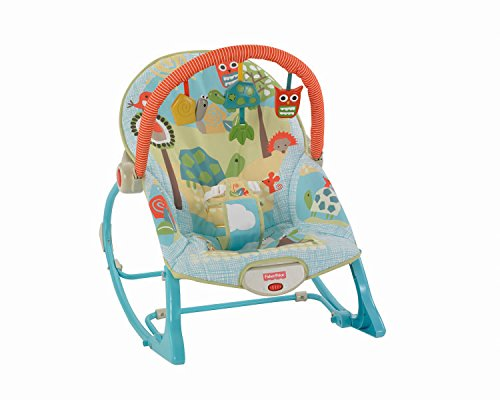 Cheap Fisher-Price Infant-To-Toddler Rocker, Turtle (Discontinued by Manufacturer)