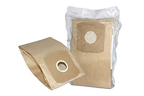 10x Bolsas de papel para aspiradoras, de Daewoo RC-371 / RC ...